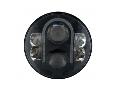 A0112 E13/DOT Led Headlights
